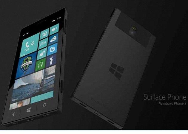 Microsoft Phone Surface, en camino de la mano de Foxconn 30