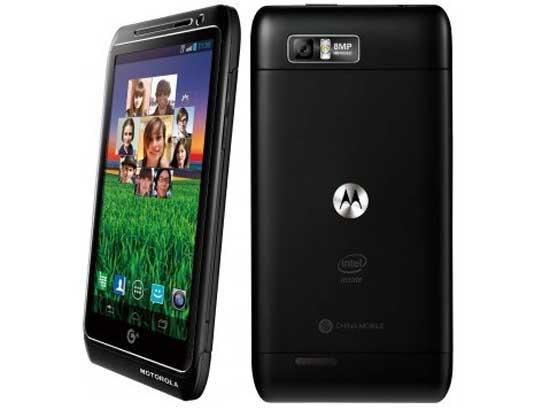 Más smartphones Motorola con 'Intel Inside' 29