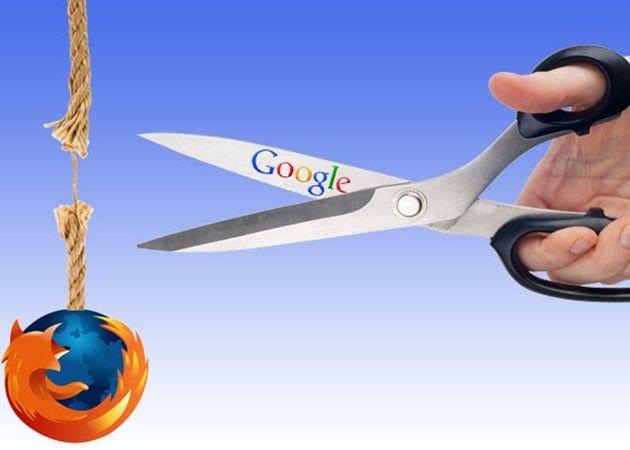 ¿Debe Mozilla desconectarse del cordón umbilical de Google? ¿Puede?