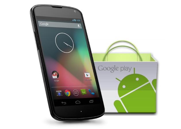 Nexus4-GooglePlay