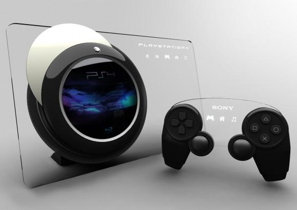 Nueva versión de Sony PS4 Orbis con chip APU A10