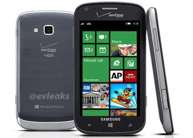 Samsung ATIV Odyssey con Windows Phone 8, filtrado 30