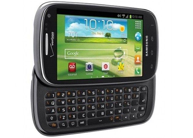 Samsung Galaxy Stratosphere II, un Android con teclado 30