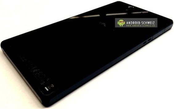 Sony Yuga: smartphone quad-core y 5 pulgadas Full HD 29