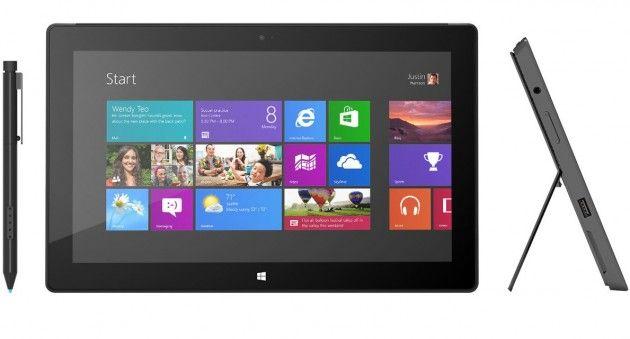 Segunda generación de Surface Pro y RT, en desarrollo 28