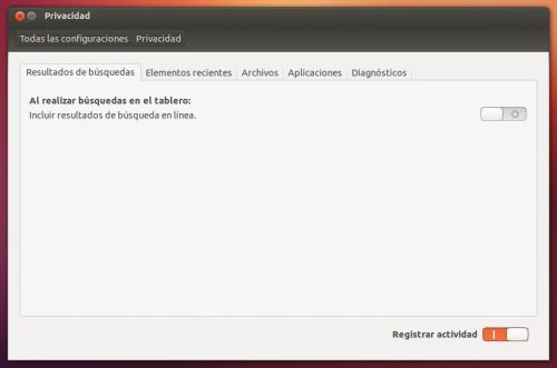 Ubuntu-lens