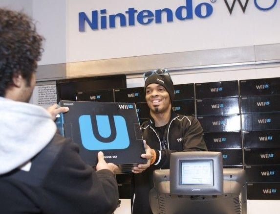 La Wii U ya está a la venta 30