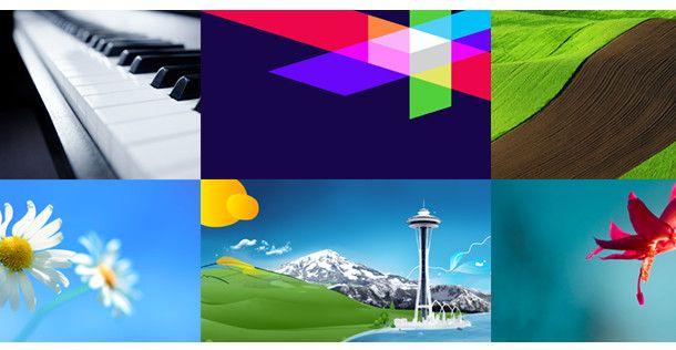 88 fondos de pantalla para Windows 8