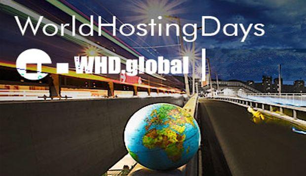 Asiste gratis a WorldHostingDays 31