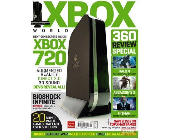 Así será la Xbox 720 según la revista Xbox World 32
