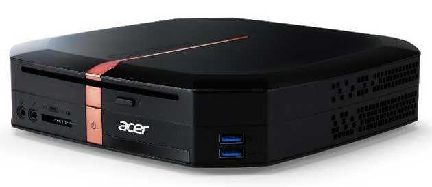 Acer presents the RT80 Revo Mini PC with Windows 8