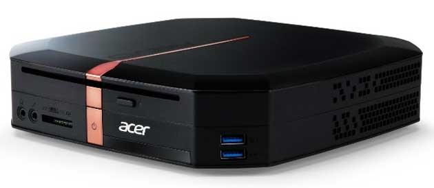 Acer presents the RT80 Revo Mini PC with Windows 8