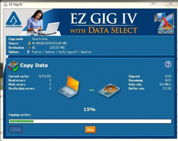 Prueba empírica, SSD vs HD 30