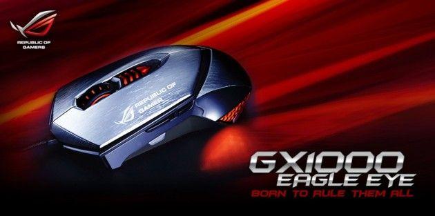 Ratón gaming ASUS ROG GX1000