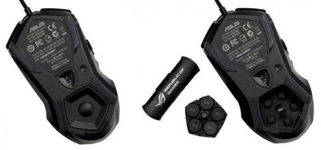 Ratón gaming ASUS ROG GX1000 30