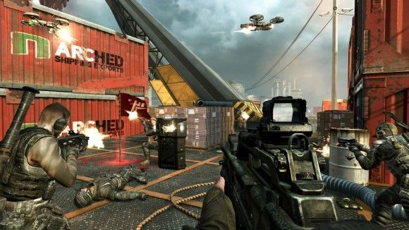 black ops II Descargar Call of Duty Black Ops 2 PC 1 link + Crack 100%