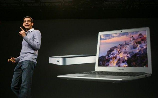 ¿Prepara Google un portátil Chromebook táctil con Android?