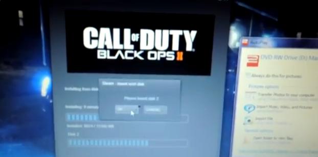 De risa: un disco del nuevo Call of Duty es el Mass Effect 2 32