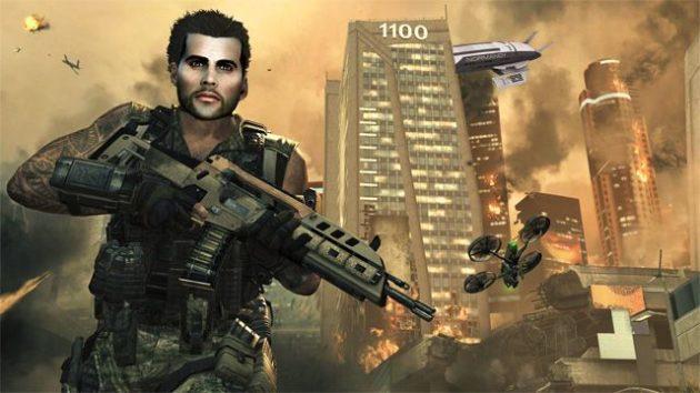 De risa: un disco del nuevo Call of Duty es el Mass Effect 2