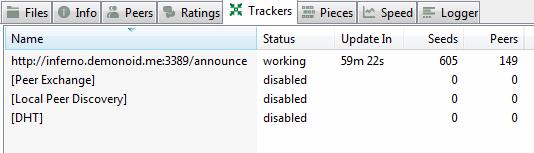 El tracker Demonoid sobrevive a la Interpol y a los DDoS 32