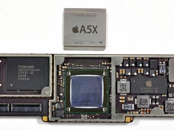 Samsung sube un 20% los precios de las CPUs de iPhone y iPad