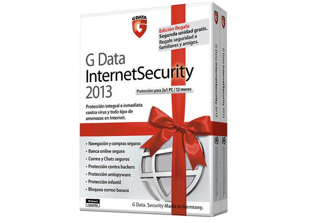 G Data lanza un 2x1 navideño con su InternetSecurity 2013 28