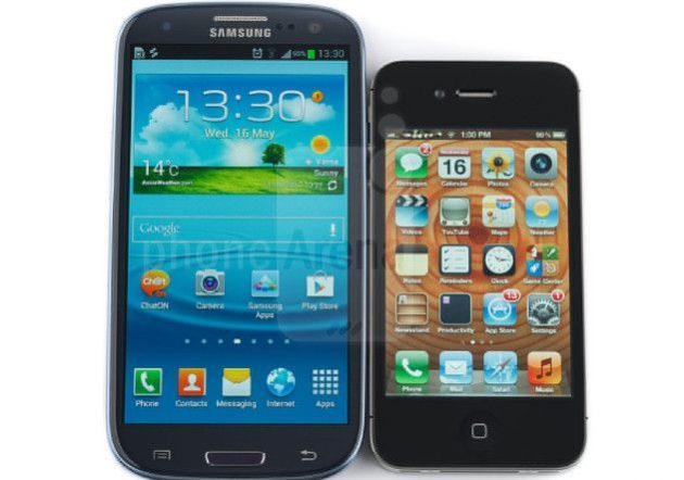 El Galaxy S III destrona al iPhone 4S como el smartphone más vendido 30