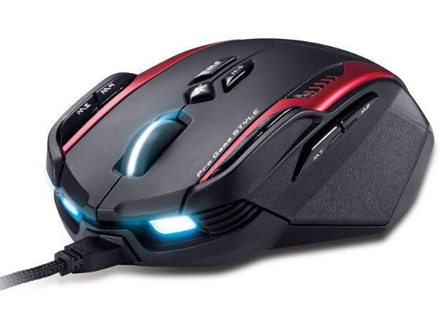 Genius Gila, tope de gama de ratones gaming