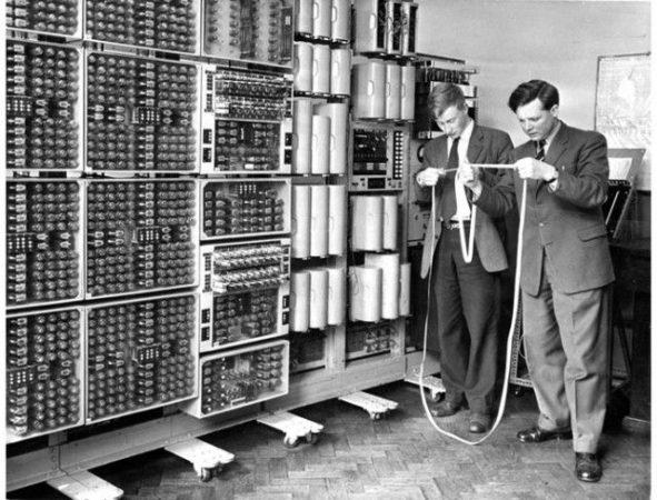 El ordenador más antiguo del mundo vuelve a la vida 33
