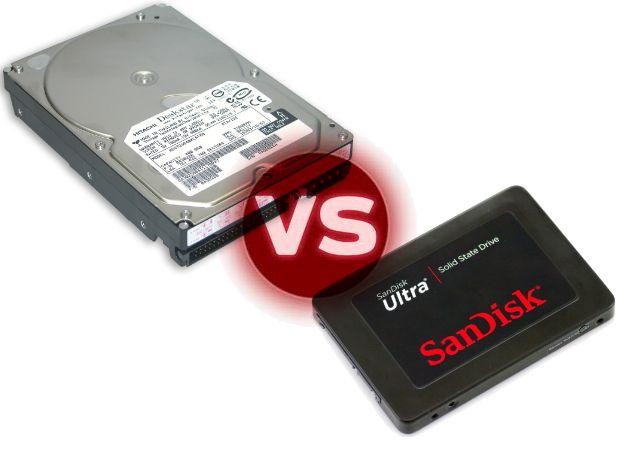Prueba empírica, SSD vs HD 28
