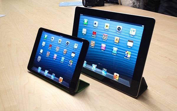 iPad Mini 2 con pantalla Retina, en desarrollo