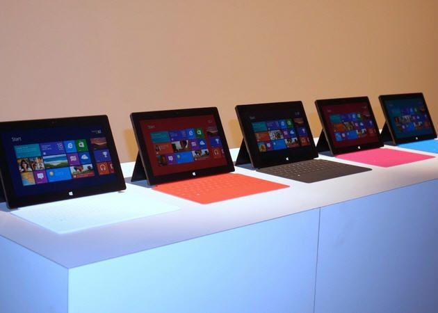 Microsoft Surface Pro estará disponible en enero a partir de 899 dólares 31