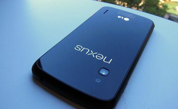 El Nexus 4 sí tiene chip LTE, pero no está activado 27