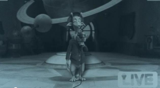 Planet 51 celebra que la animación digital ya es un grado oficial 30