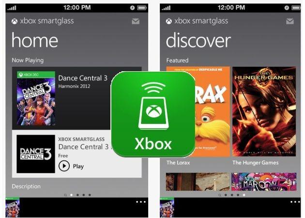 Xbox SmartGlass disponible en iOS para iPad, iPod touch y iPhone 31