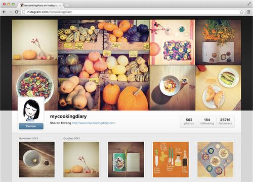 Instagram da el salto de los móviles a la web: Instragram Profiles 30