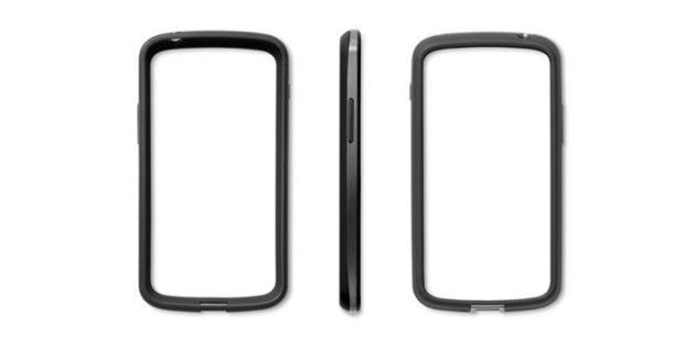 Nexus 4 ya a la venta y también bumpers para el mismo 31