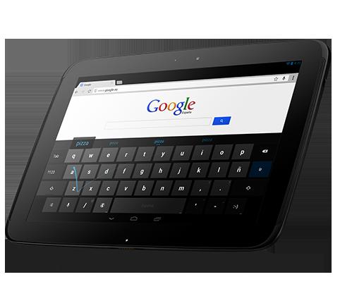 Nexus 10 de 32 Gbytes a la venta, Google planta cara al nuevo iPad 31