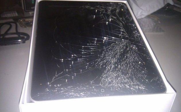 Empleados de Walmart se divierten destrozando iPads 30
