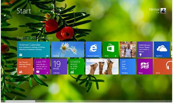 Cambia el número de filas de baldosas en Windows 8 31