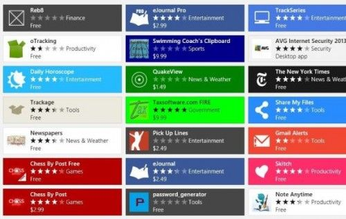Hackean la tienda de apps de Windows 8 -Windows Store-