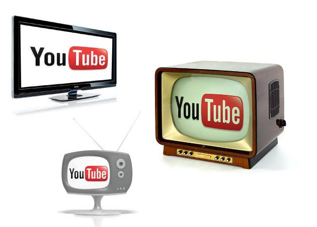 Nueva interfaz de YouTube enfocada a TVs 31