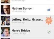 Poke, la mensajería instantánea de Facebook que arrasa en iPhone 38