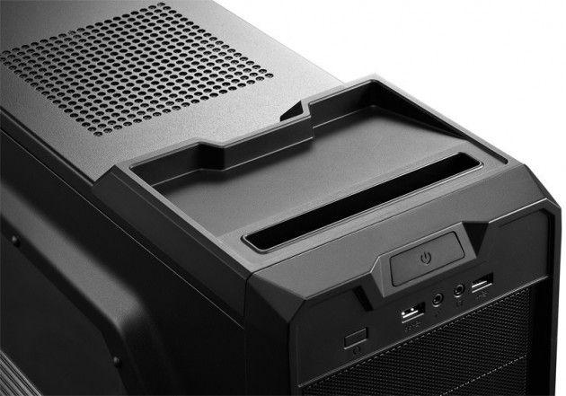 Cooler Master K380, caja gaming buena bonita y barata