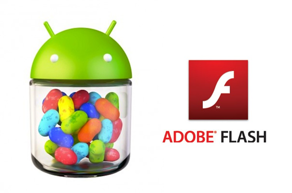 Navega con Flash desde Android Jelly Bean / Ice Cream Sandwich