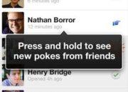Poke, la mensajería instantánea de Facebook que arrasa en iPhone 32