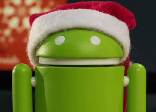 Android_Santa