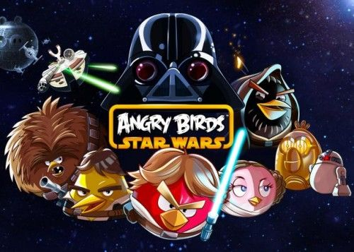 Angry Birds Star Wars Hoth, gameplay