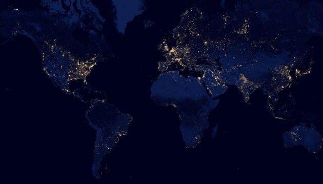Black Marble ahora en Google Maps: impresionante vista de un planeta 'dormido' 40