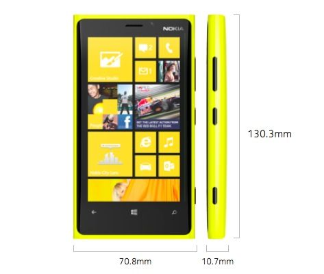 Nokia Lumia 920 32